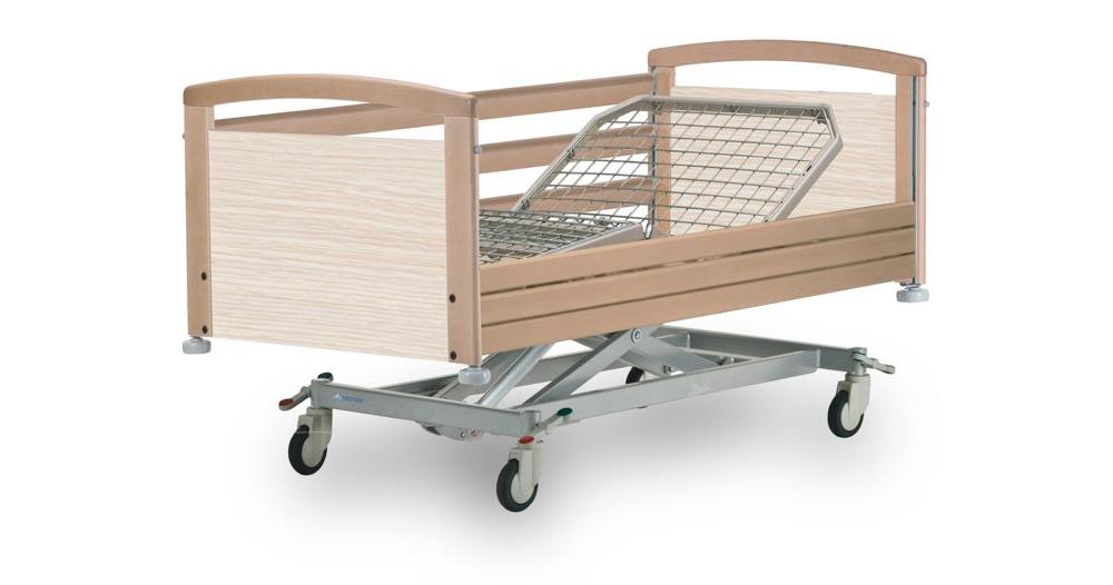 Sponda Letto Incassato : Argo letto elettrico altezza variabile 40 82 cm 4 sezioni